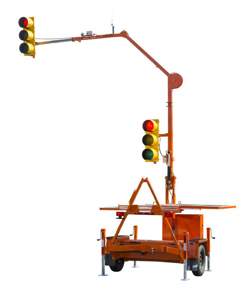 Mobile Stop Light Rental